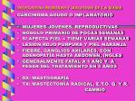 neoplasias benignas y malignas de la mama28
