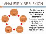 an lisis y reflexi n1