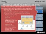 windows server appfabric velocity