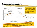 aggregate supply34