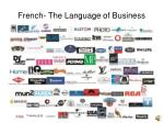 french the language of business