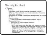 security for client6