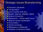 strategic issues brainstorming10
