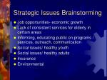 strategic issues brainstorming8