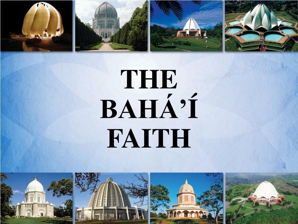 the bah faith l.