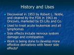 history and uses