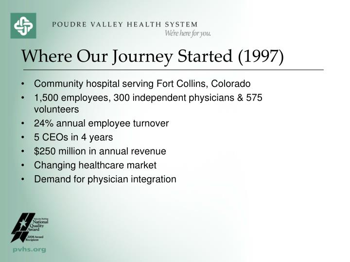 Community hospital serving Fort Collins, Colorado