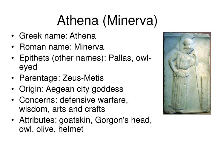 Images of Minerva Roman Name - #rock-cafe