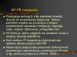 sp pb nastavak1