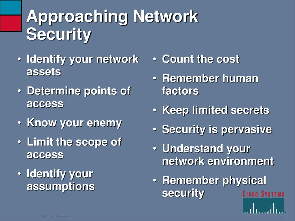 Identify your network assets
