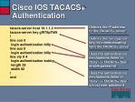 cisco ios tacacs authentication17