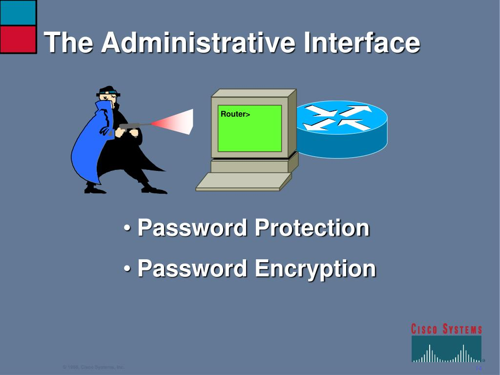 The Administrative Interface
