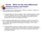 darder what are the main differences between dewey and freire