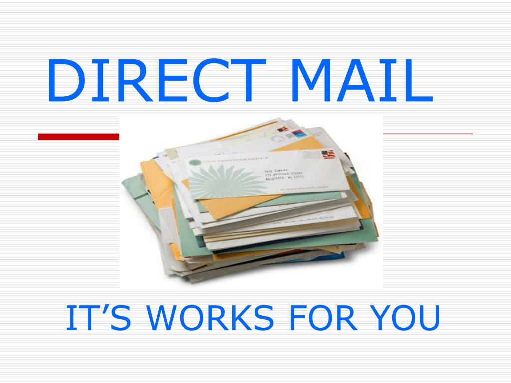 direct mail l.