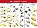 ab connection systems