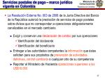 servicios postales de pago marco jur dico vigente en colombia37
