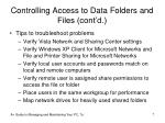 controlling access to data folders and files cont d2