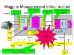 magpie measurement infrastructure