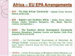 africa eu epa arrangements