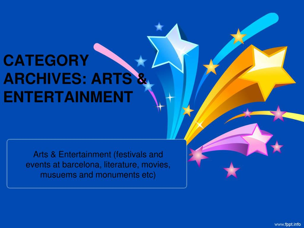 category archives arts entertainment l.