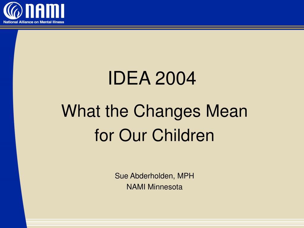 idea 2004 l.
