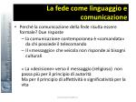 la fede come linguaggio e comunicazione10