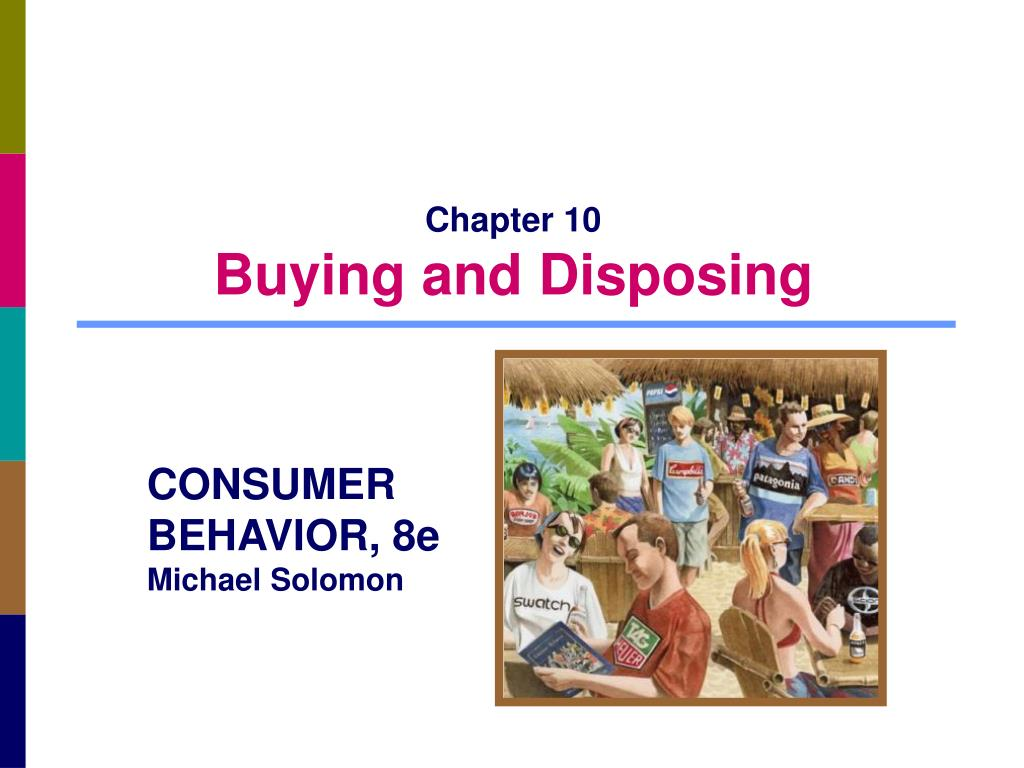 chapter 10 buying and disposing l.