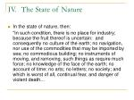 iv the state of nature7