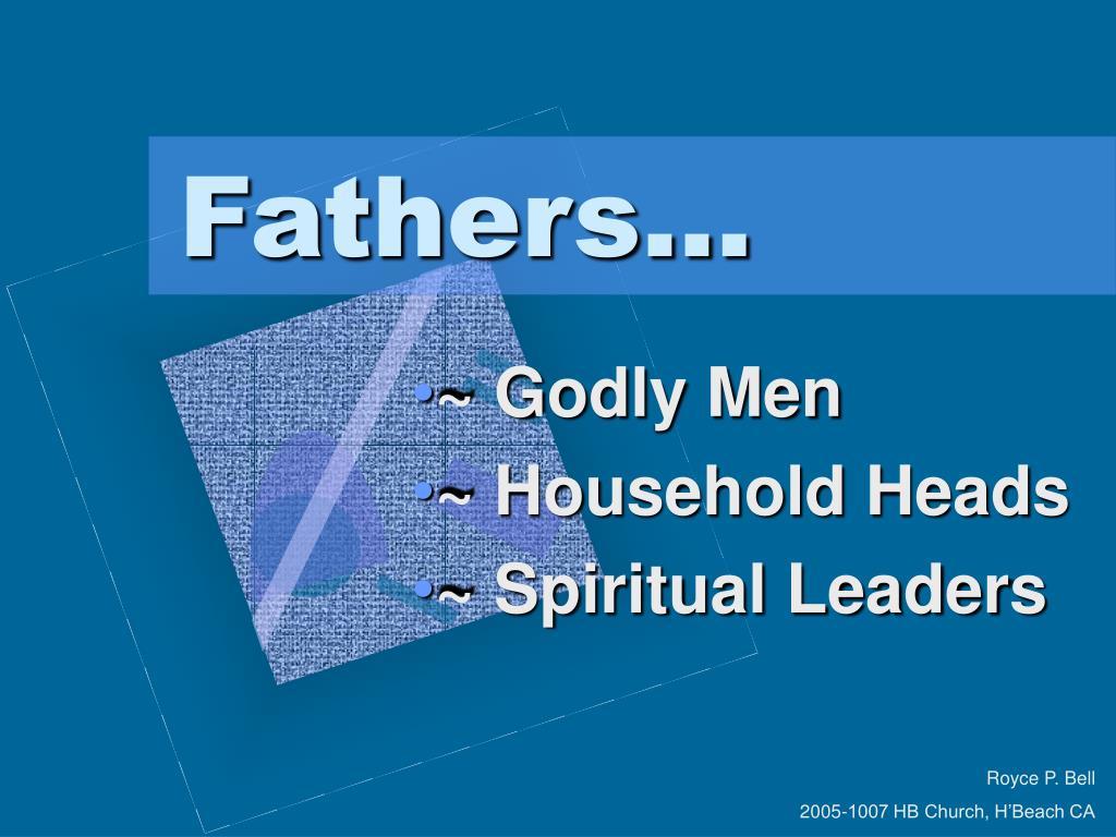 fathers l.