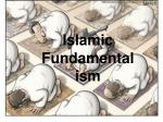 islamic fundamentalism