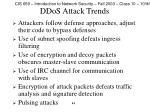 ddos attack trends
