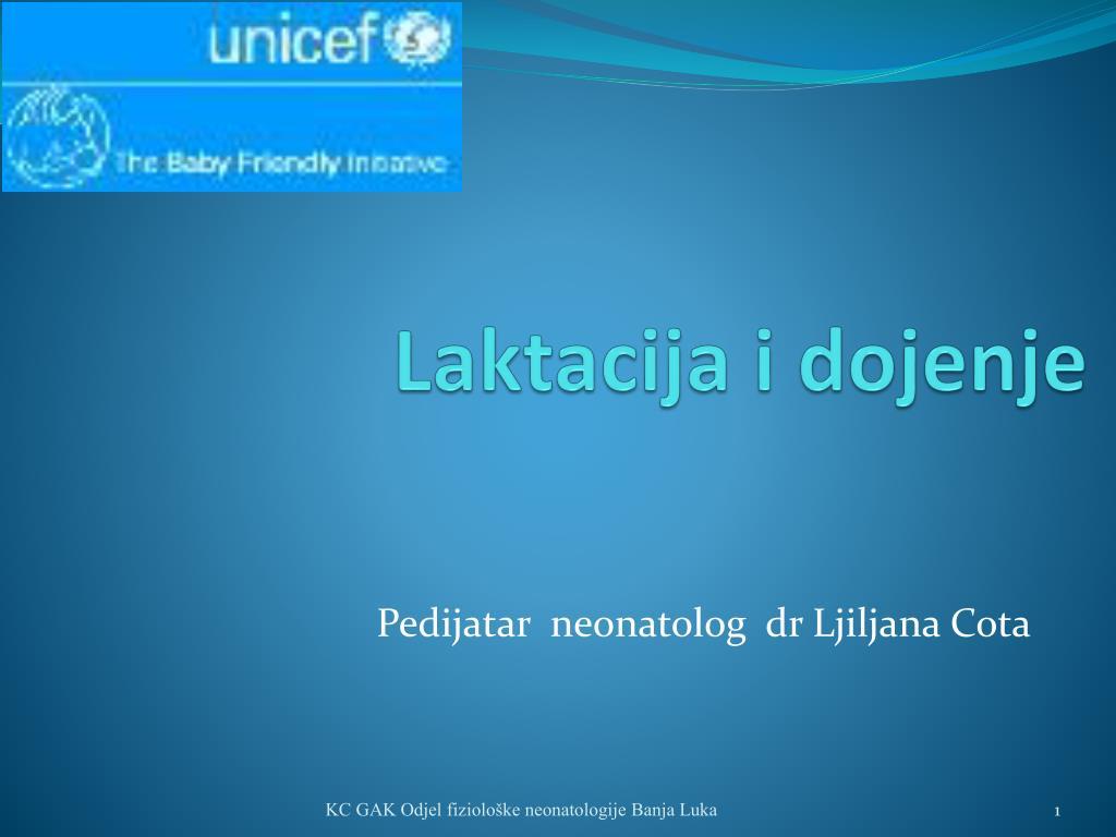 laktacija i dojenje
