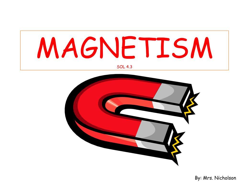 magnetism sol 4 3 l.