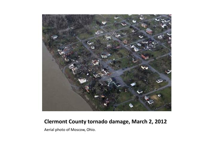 clermont county tornado damage march 2 2012 n.