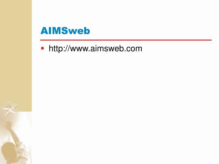 AIMSweb