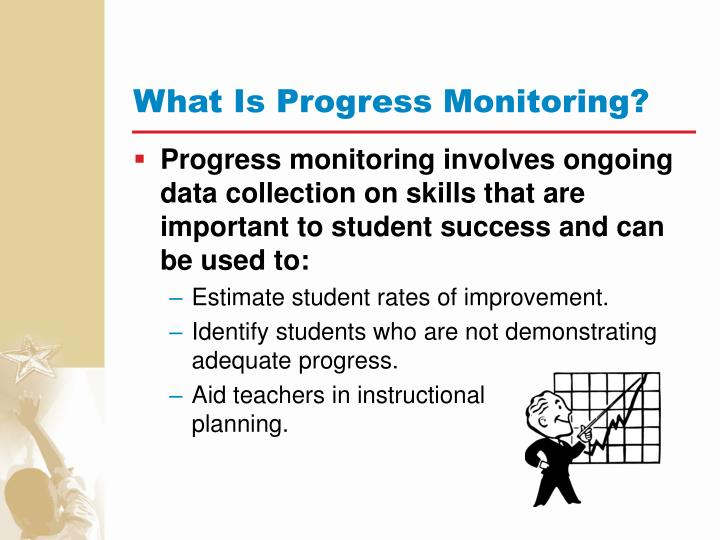 What Is Progress Monitoring?