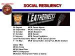 social resiliency11
