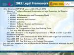 idee legal framework14