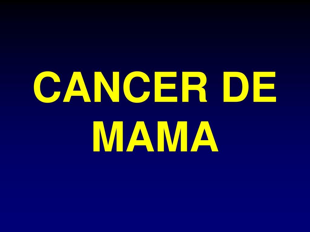 cancer de mama l.