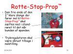rotte stop prop16
