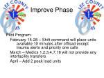 improve phase
