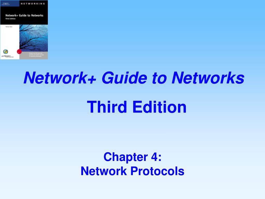 chapter 4 network protocols l.