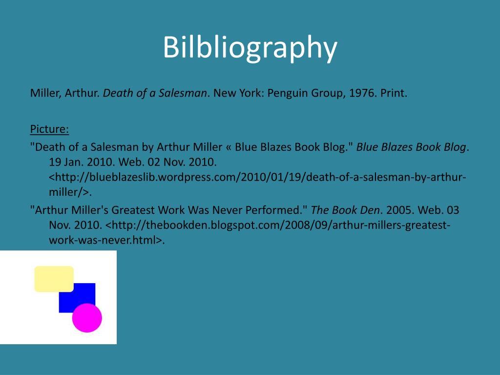 Bilbliography