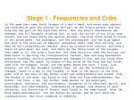 stage 1 frequencies and cribs7