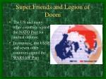 super friends and legion of doom