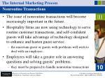 the internal marketing process25