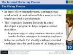 the internal marketing process29