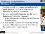 the internal marketing process30