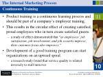 the internal marketing process39