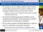 the internal marketing process43